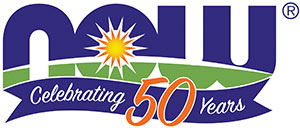 NOW 50th Logo