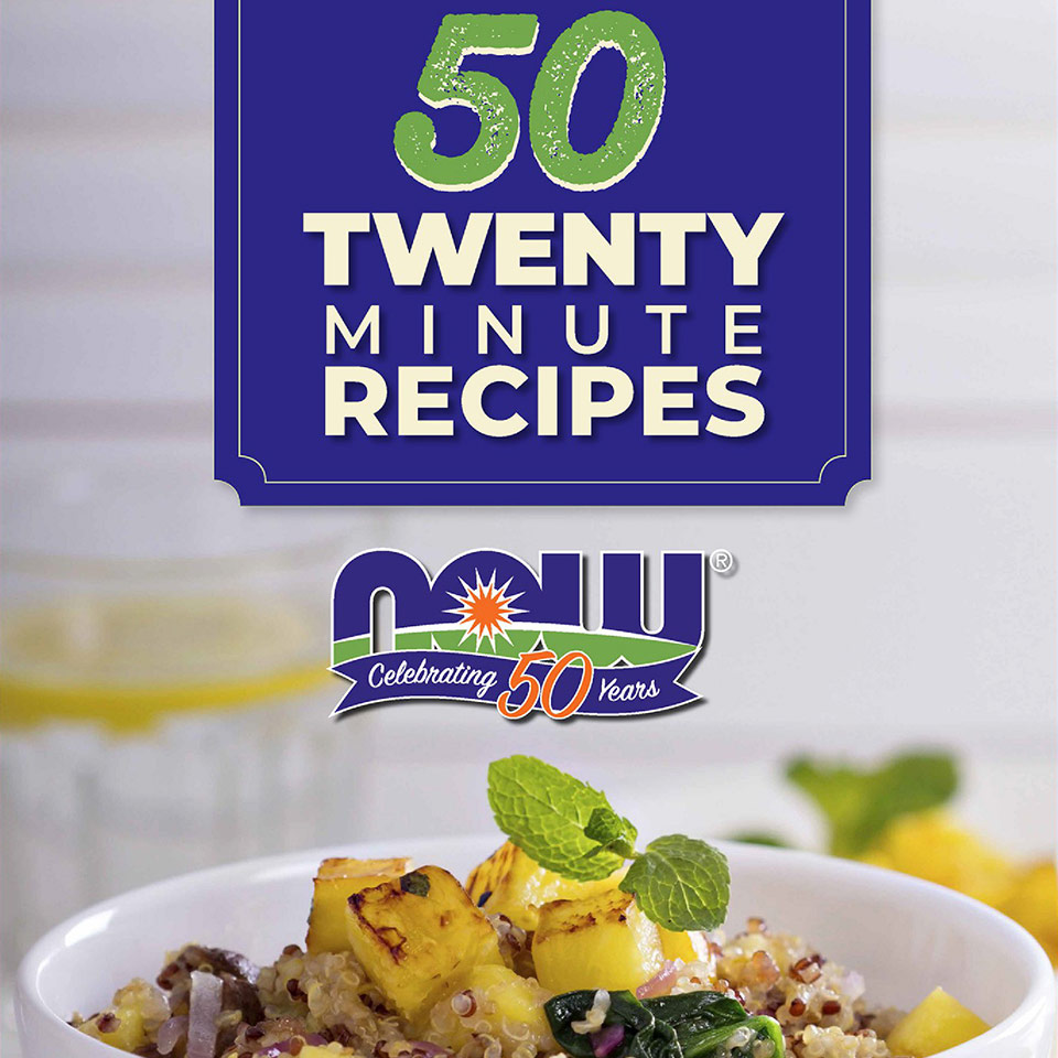 50 Twenty Minute Recipes thumbnail