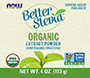 org stevia powder chart