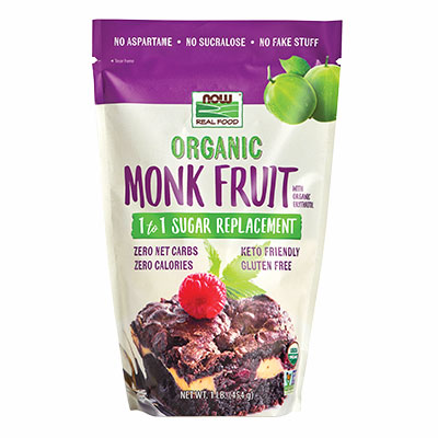 monk fruit one to one equivalency