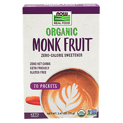 monk fruit packets euivalency