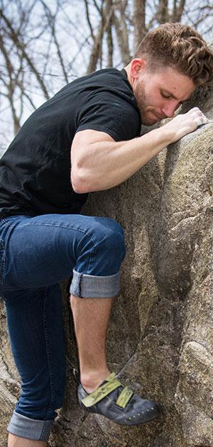 aj pulani climbing