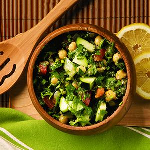 Amaranth Tabbouleh Salad