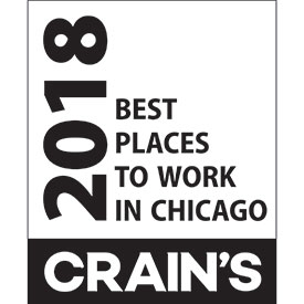crains best places to work 2018