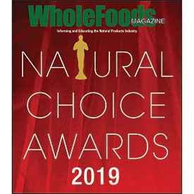 2019 natural choice award logo