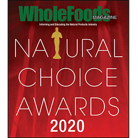 natural choice award logo 2020