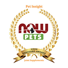 2020 pet insight vanguard award