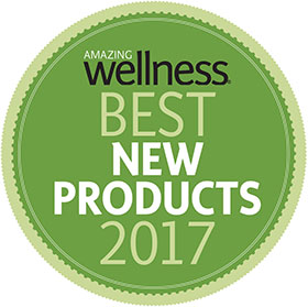 amazing wellness award 2017