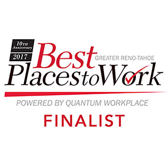 best place to work NV 2017
