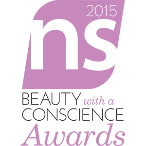 The 2015 ns Beauty with a Conscience Awards winner