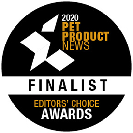 pet product news award logo