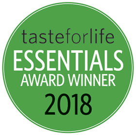 taste for life 2018 logo thumbnail