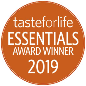taste for life essentials 2019 logo thumb