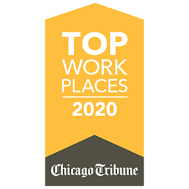 tribune top workplace award 2020