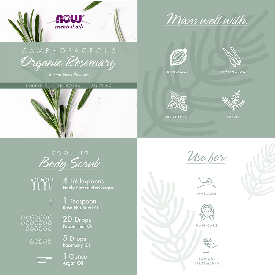 camphoraceous organic rosemary info