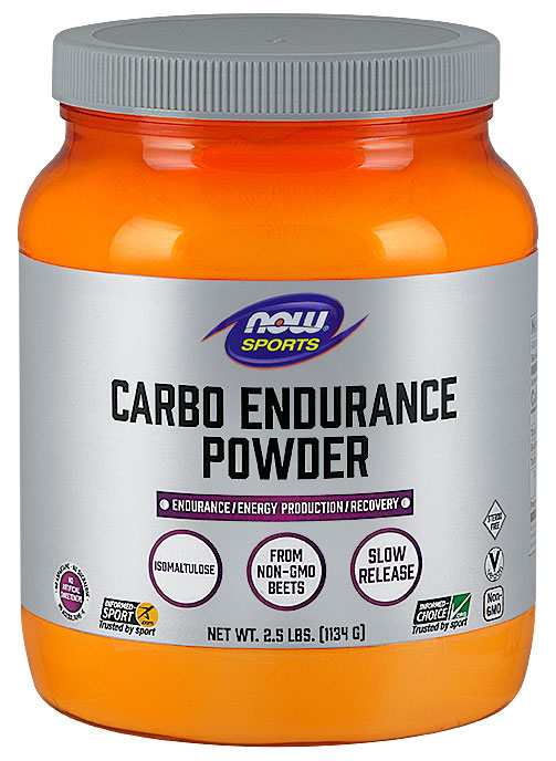 carbo endurance new label