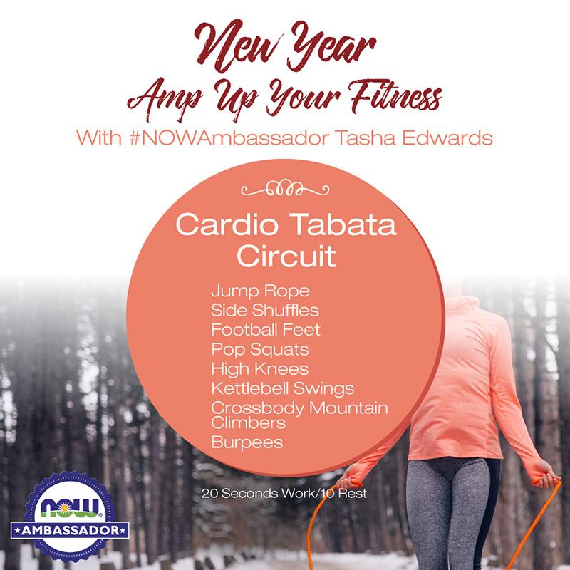 amp your fitness cardio tabata inline
