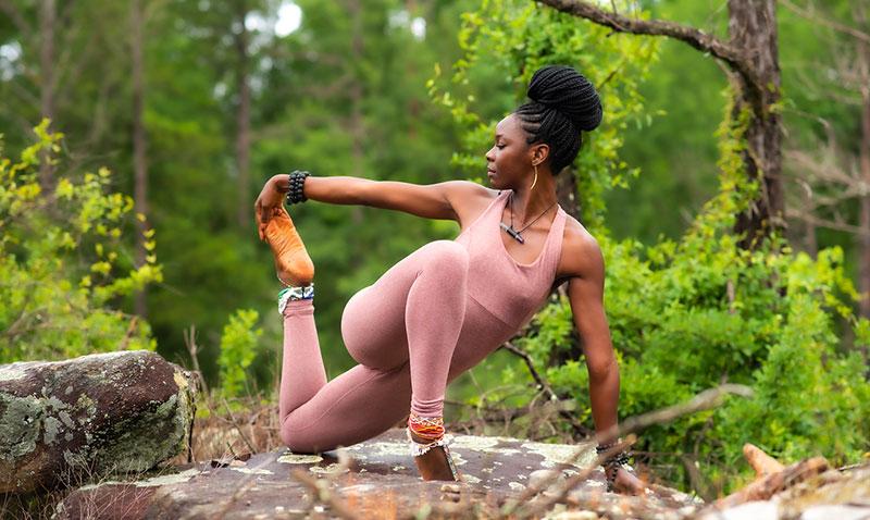 chocolako outdoor yoga