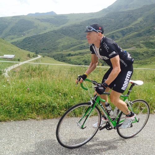 dan m ambassador cycling