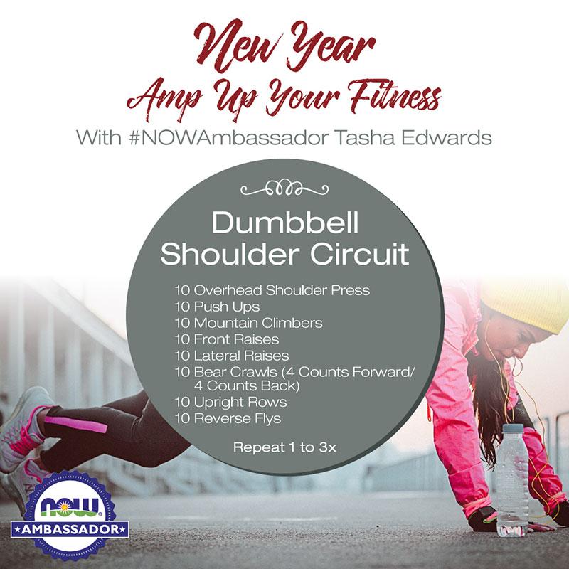 amp your fitness dumbbell shoulder inline