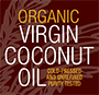 org coconut oil character image