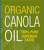 canola oil character image