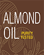 almond oil character image