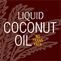 liquid coconut oil character image