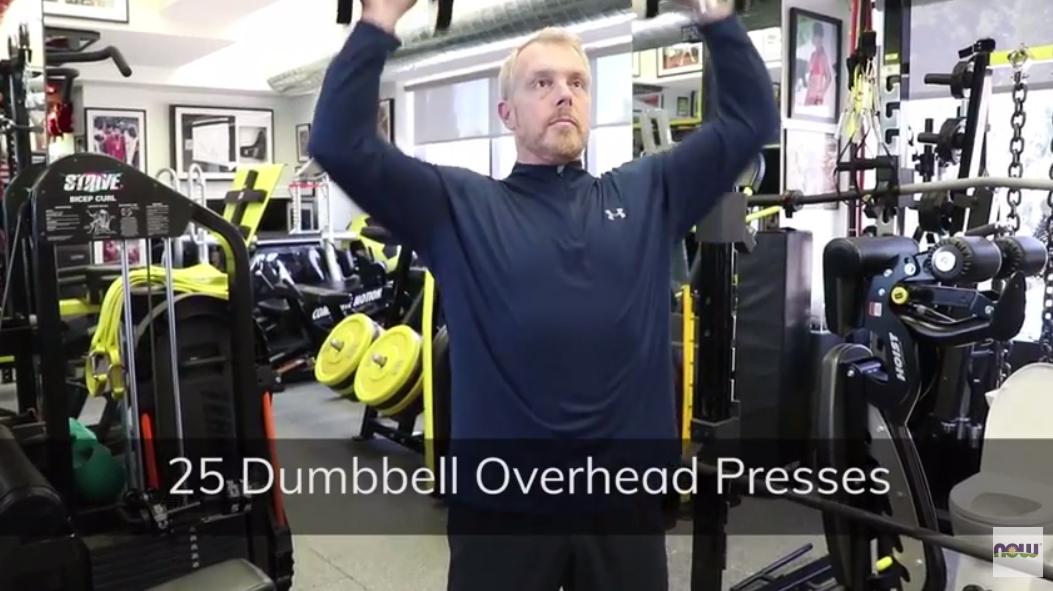gunnar p workout 2 video