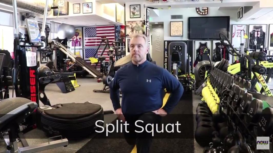 gunnar p workout 3 video