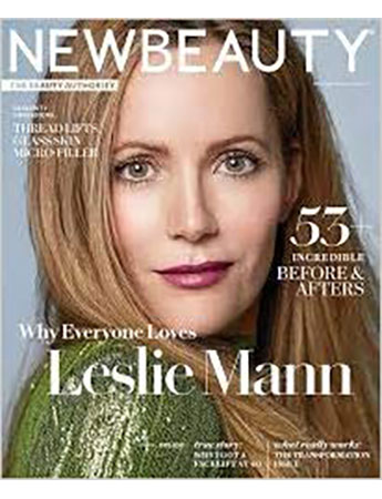New Beauty cover winter 2019