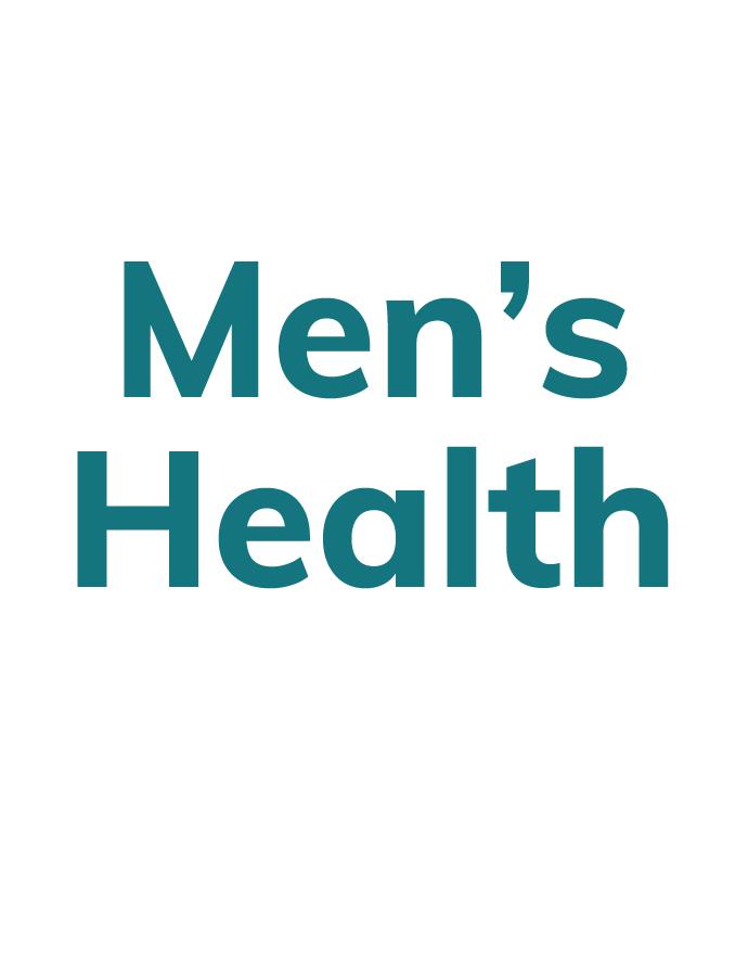 men's health logo