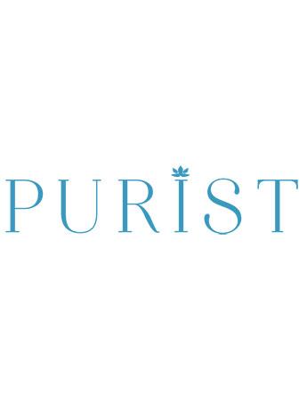 Purist logo blue