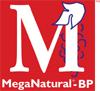 mega natural logo