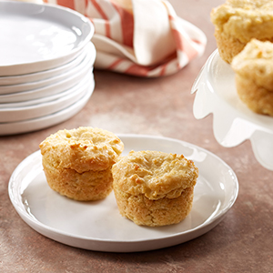 Organic Vanilla Millet Muffin