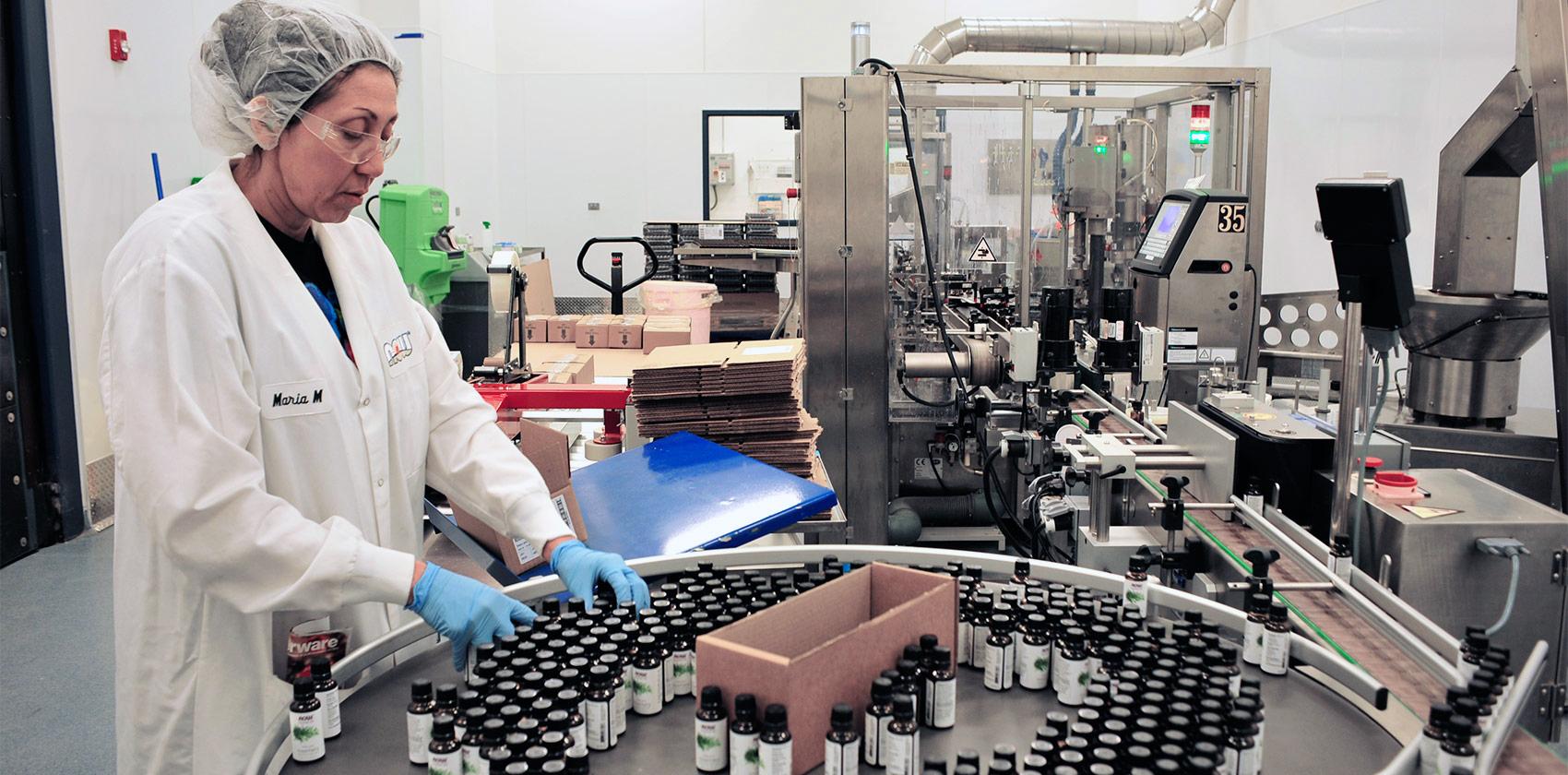 Essential Oils Quality Control