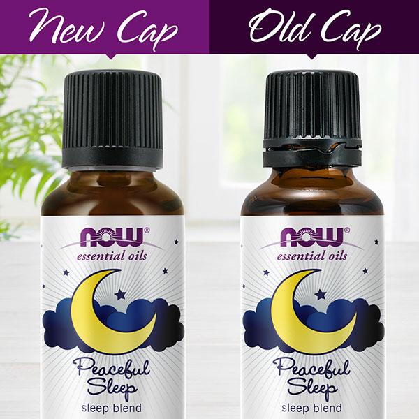 new essential oil child cap