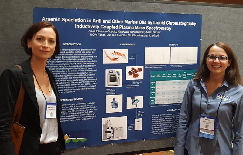 new krill oil testing method authors