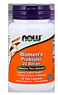 women's probiotic featured