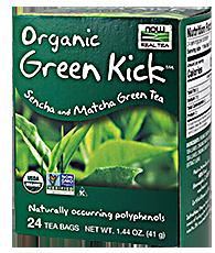 green kick tea featured