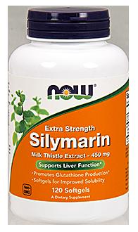 silymarin image