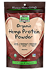 organic hemp protein powder featured