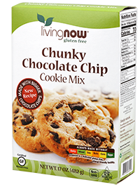 chunky chocolate chip cookie mix featured