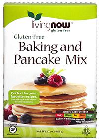 gluten-free baking and pancake featured