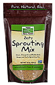 zesty sprouting mix featured
