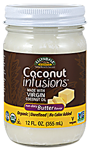 coconut infusion butter feature