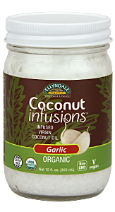 Coconut Infusions Garlic