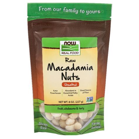 RAW Macadamia Nut Recall Image