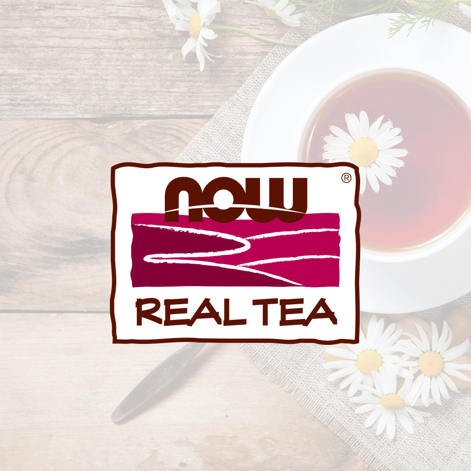 NOW Real Tea®