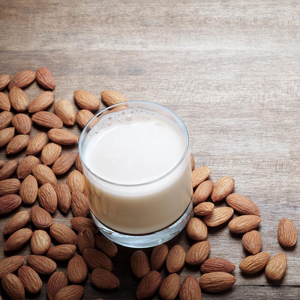 organic almond milk thumbnail